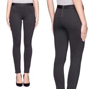 J Crew Pixie Skinny Pants in Heathered Charcoal